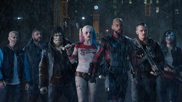 Pour incarner Deadshot à l'écran, l'acteur Will Smith a suivi une formation avec les Navy SEALS.