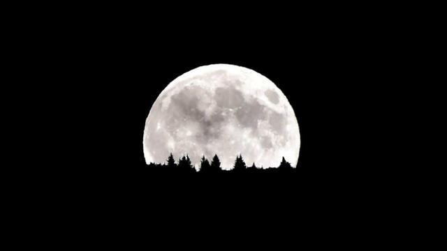 Les Plus Belles Images De La Super Lune Wwwcnewsfr