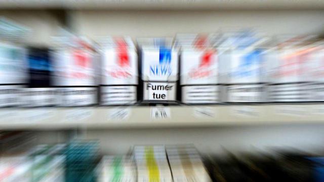 Le prix des cigarettes pourrait augmenter de 30 centimes en janvier 2015.