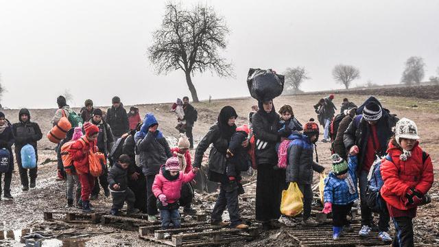 L'émission propose aux participants de «vivre comme les réfugiés et avec des réfugiés pendant près d'un mois».