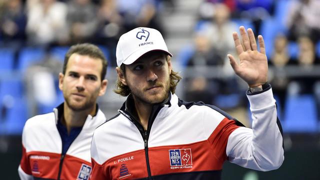 Lucas Pouille n'a remporté que dix matchs depuis le début du mois de mars.