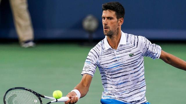 Novak Djokovic n'avait plus été aligné en Coupe Davis depuis avril 2017.