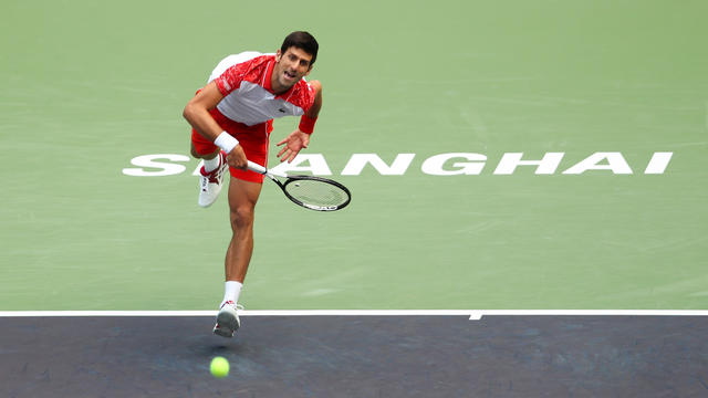 Novak Djokovic a remporté le Masters 1 000 de Shanghai pour la 4e fois de sa carrière.