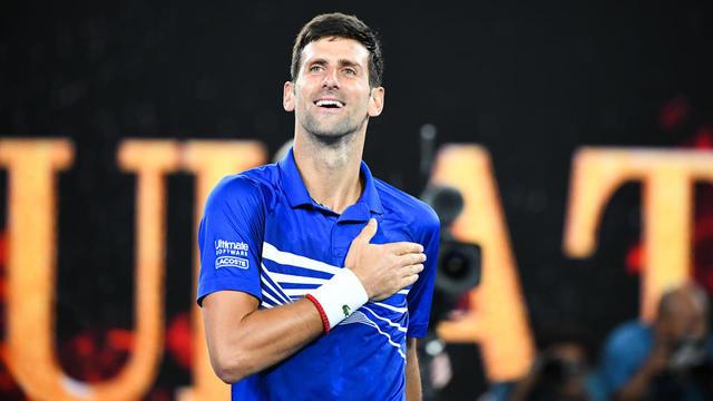 Après Wimbledon et l'US Open, Novak Djokovic a décroché son 3e Grand Chelem consécutif.