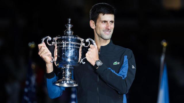 Novak Djokovic a décroché son 14e titre en Grand Chelem à l'US Open.