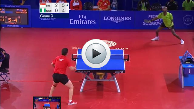 Video Tennis De Table