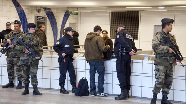 TERRORISME FRANCE