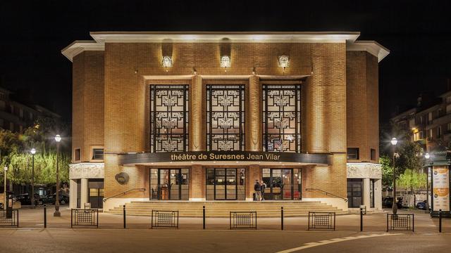 Le théâtre Jean Vilar de Suresnes rouvrira au public le 7 février.