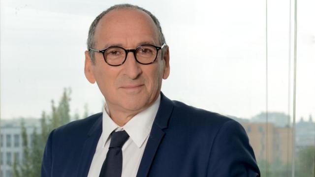 Thierry Cheleman est le directeur des sports du groupe Canal+.