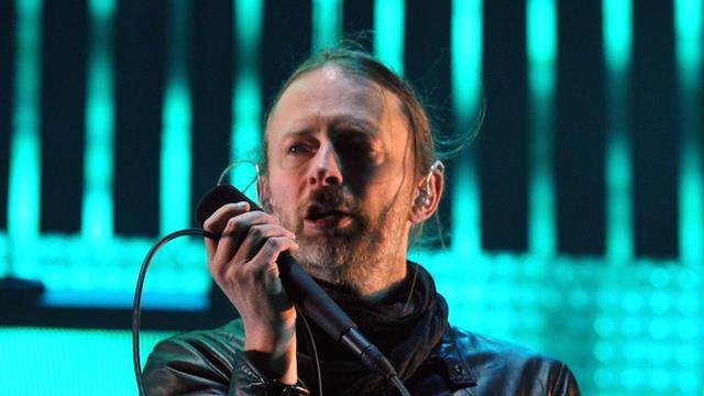 Thom Yorke, ne lui parlez pas de YouTube