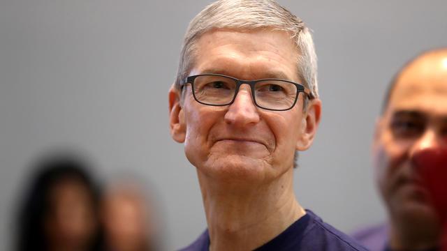 Le PDG d'Apple, Tim Cook, ne voyagera plus qu'à bord de jets privés.