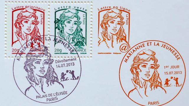 Des timbres