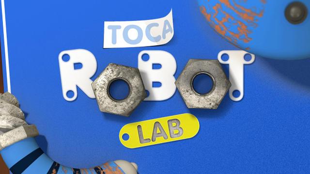Toca Robot Lab permet aux enfants de construire leur robot virtuel..