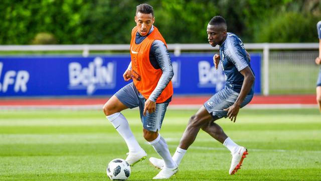 Corentin Tolisso est pressenti pour remplacer Blaise Matuidi, suspendu pour le quart de finale face aux Uruguayens.