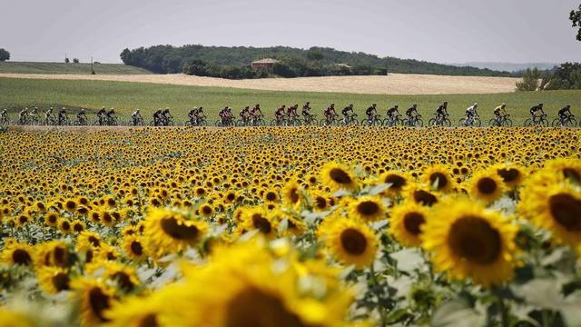 Le Tour de France était parti de Rodez lors de la 13e étape en 2015.
