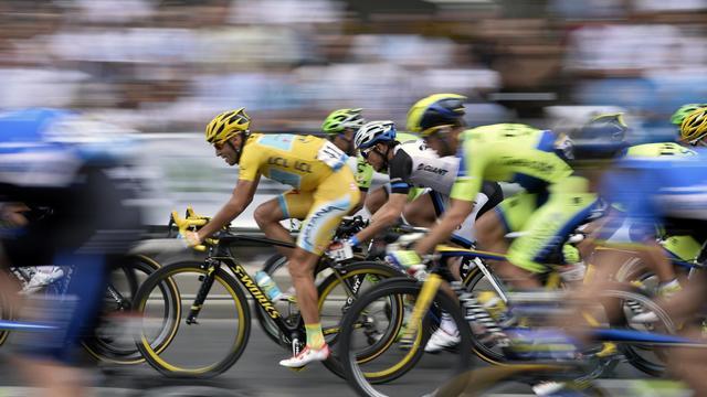 Vainqueur du dernier Tour de France, Vincenzo Nibali sera l'un des favoris au départ de la 102e édition en juin prochain.