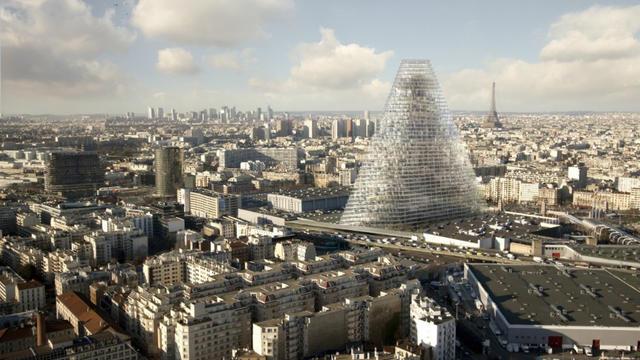 Une fois achevée, la tour Triangle permettrait de générer 5 000 emplois pérennes.