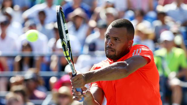Jo-Wilfried Tsonga tentera de se qualifier pour les demi-finales de l'US Open pour la première fois de sa carrière.