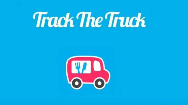 L'appli permet de savoir où et quand sont disponibles les camions gourmets.