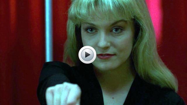 Capture du teaser de la suite de Twin Peaks posté sur Youtube