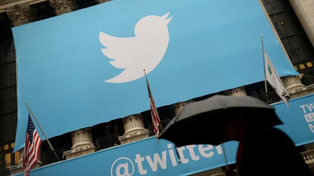 La chute de l'action boursière de Twitter s'est accélérée depuis le début de l'année.