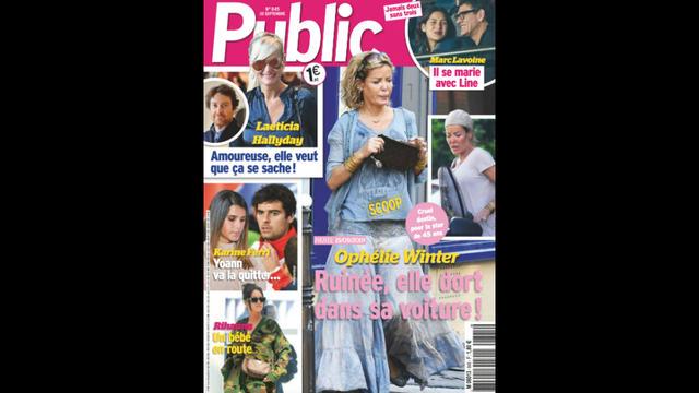 Invitée sur TPMP pour témoigner de sa situation, lundi 23 septembre, Ophélie Winter s'est confiée.