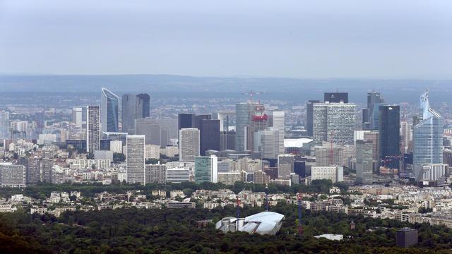 Près de 3.000 hectares ont été urbanisés en Ile-de-France entre 2012 et 2017.