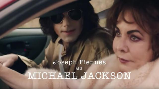 L'acteur blanc Joseph Fiennes devait incarner Michael Jackson.