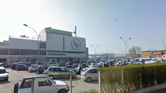L'usine Saint-Gobain-Desjonquères de Mers-les-bains (Somme)