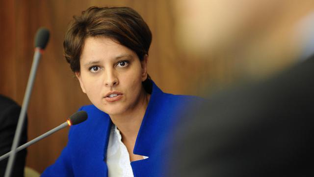 La ministre de l'Education nationale, Najat Vallaud-Belkacem, va lancer un nouveau plan contre le décrochage scolaire.