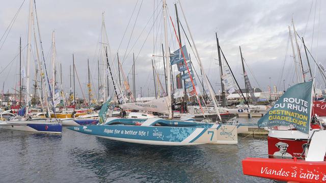 Les conditions devraient être favorables au départ de Saint-Malo.