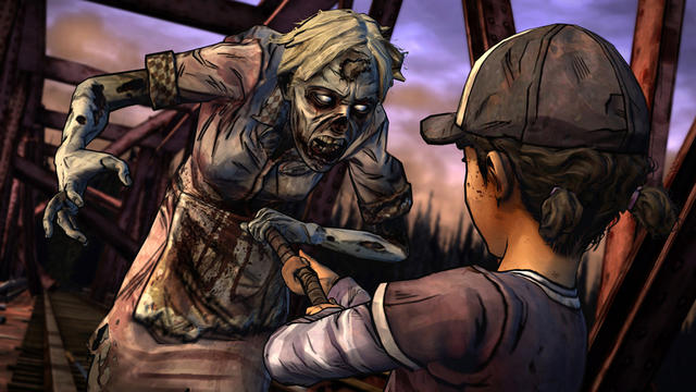 La jeune Clémentine doit survivre dans un monde ravagé par les zombies.