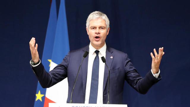 Laurent Wauquiez incarne une ligne décomplexée et conservatrice au sein de LR.