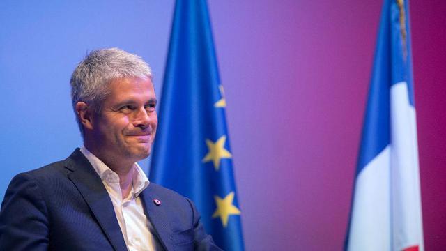 Laurent Wauquiez a obtenu 74,64% des voix.