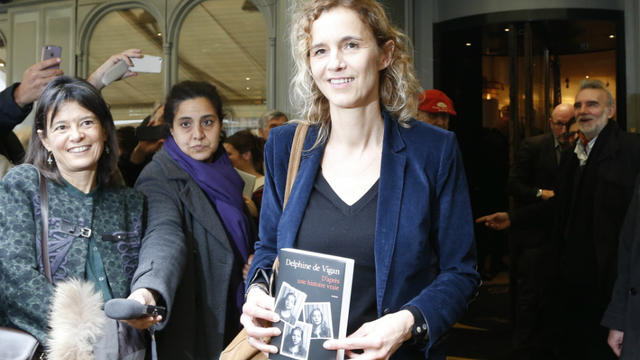 Delphine de Vigan lauréate du Goncourt des lycéens succède à David Foenkinos.