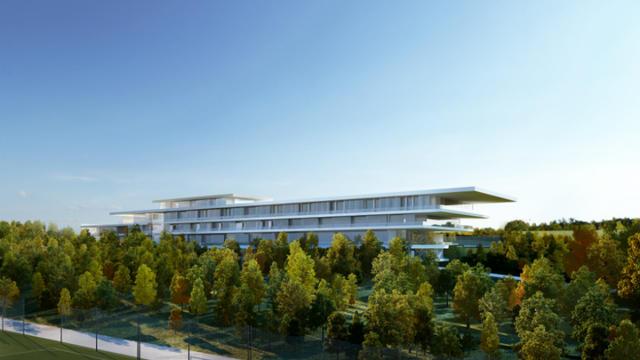 Le nouveau Campus du club de la capitale devrait être opérationnel pour le début de la saison 2020/2021.