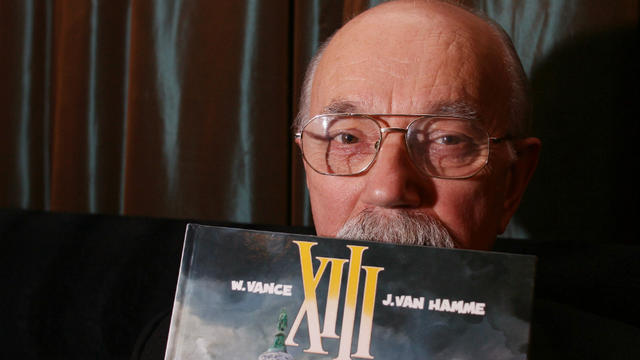 Bande dessinée: décès de William Vance, le dessinateur de