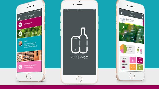 Winewoo permet d'identifier un vin à partir de son étiquette et fournit des infos utiles.