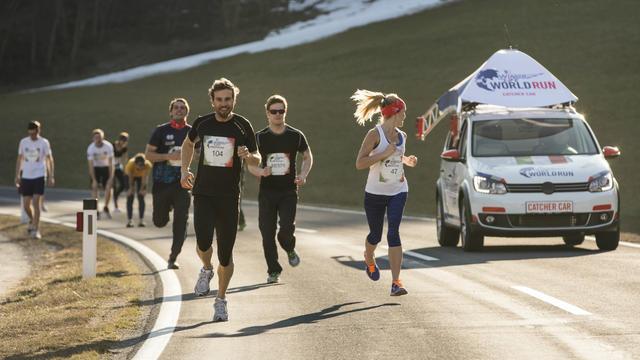 En France, la 2e édition de la «Wings for life World Run» aura lieu à Rouen.