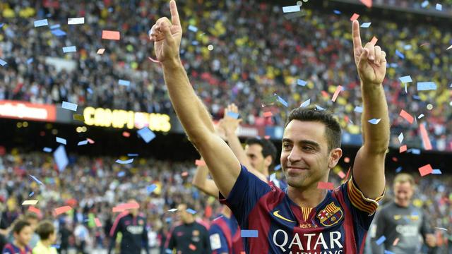 Xavi, qui s'est engagé deux ans avec Al-Saad la semaine dernière, pourrait être prêté une saison au PSG.