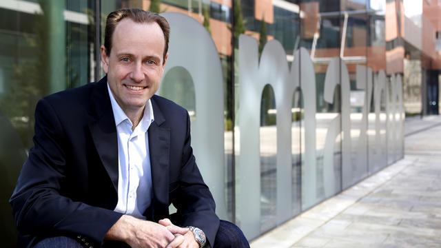 Xavier Garambois est le vice-président Amazon retail Europe.