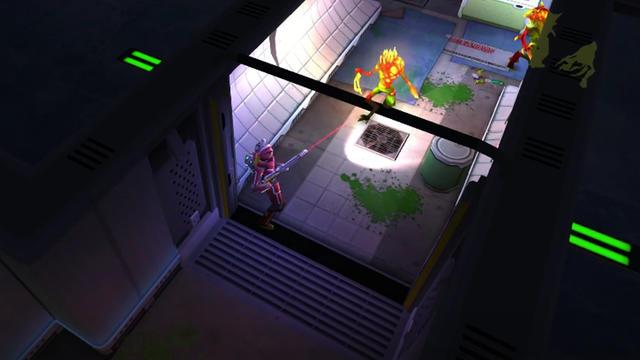 Un jeu de tir survolté sur iPhone et iPad.