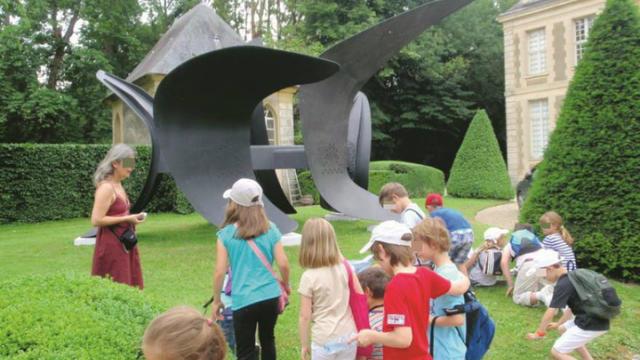 Les lauréats ont notamment remporté des visites pédagogiques autour de l'écologie.