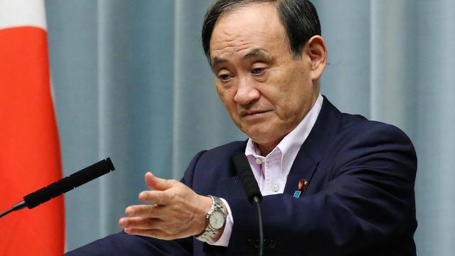 Le porte-parole du gouvernement japonais, Yoshihide Suga, a promis des efforts.