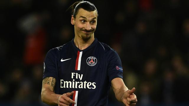 Zlatan Ibrahimovic ne quittera pas le PSG cet été.