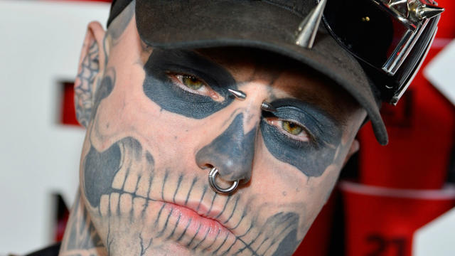 Le Mannequin Zombie Boy Est Mort Www Cnews Fr