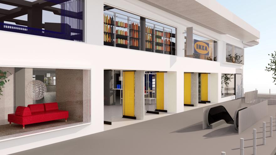 cb2204b8ae9 Paris   les 6 choses à savoir sur le nouvel Ikea de la Madeleine ...