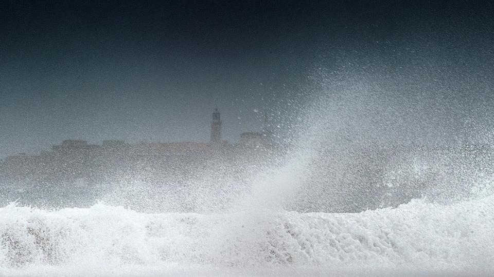 La tempête tropicale Isaac a ensuite poursuivi sa course vers Cuba.