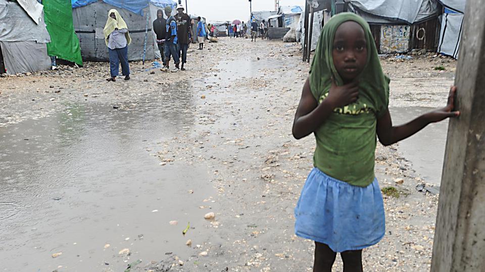 Dix-neuf personnes dont une petite filles de huit ans sont mortes et six sont portées disparues en Haïti.