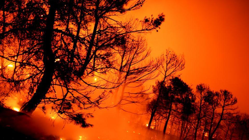 Incendies en Espagne